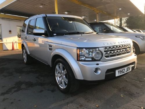 ***SOLD***Discovery 4 SDV6 3.0 GS Auto 2012